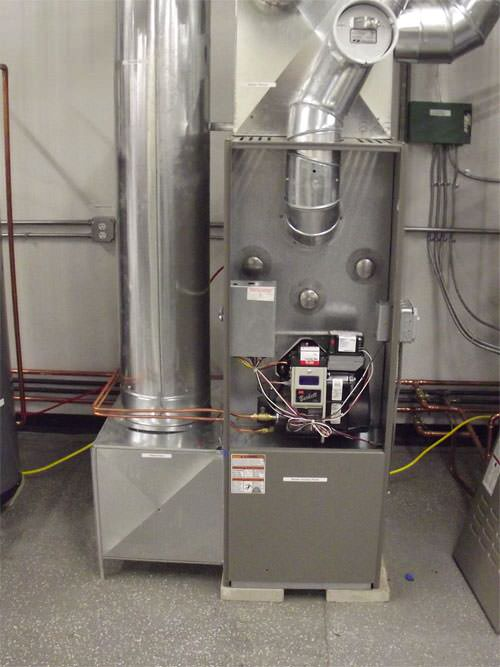 Oil furnace replacement in rochester ithaca syracuse for Gas home heating systems